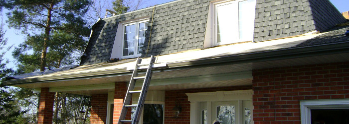 Roofing Contractors Whitby