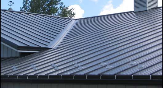 Steel Roofing Hamilton
