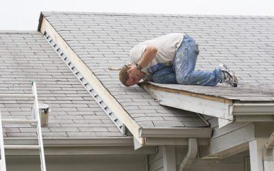 Roof Leak Milton