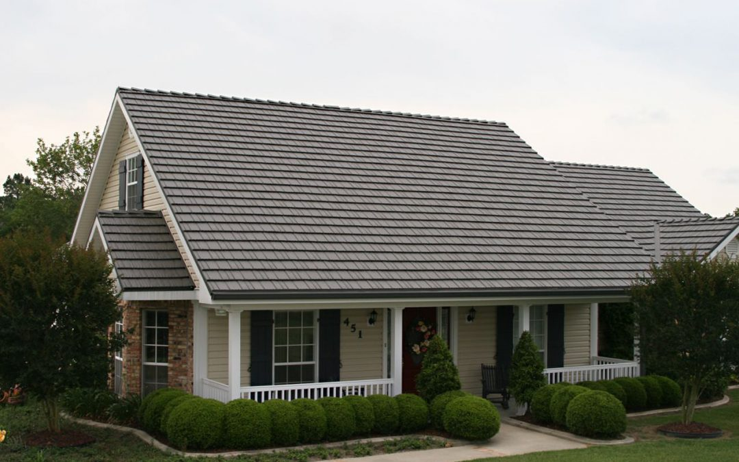 Metal Shingles Milton