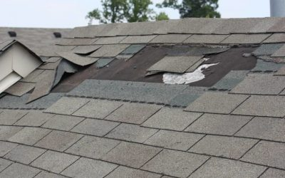 Some signs that you need to replace your asphalt roof