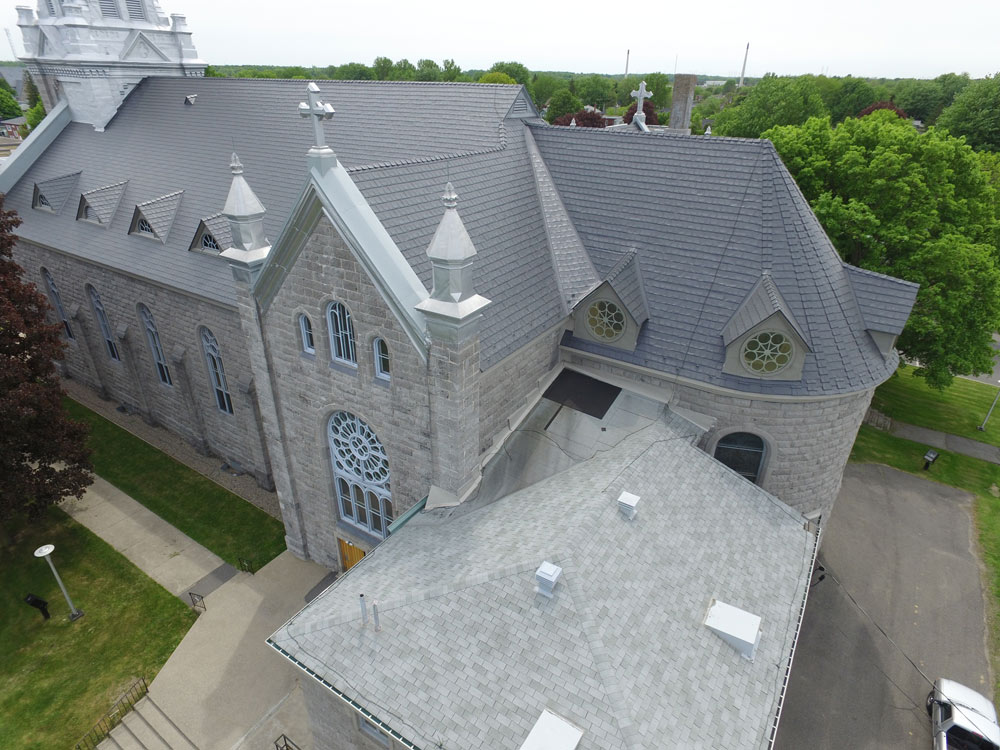 Church Metal Roof