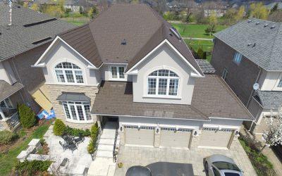 Environmental benefits of metal roofing