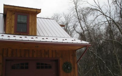 How does metal roofing hold up in the winter?
